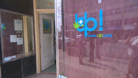 'I didn't know it was illegal': Toronto pot-shop owner says she was blindsided by police r…