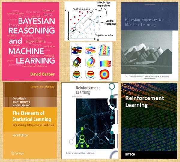 10 Free #MachineLearning and #AI books:  #abdsc #BigData #DataScience