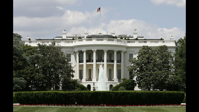 White House placed on lockdown
