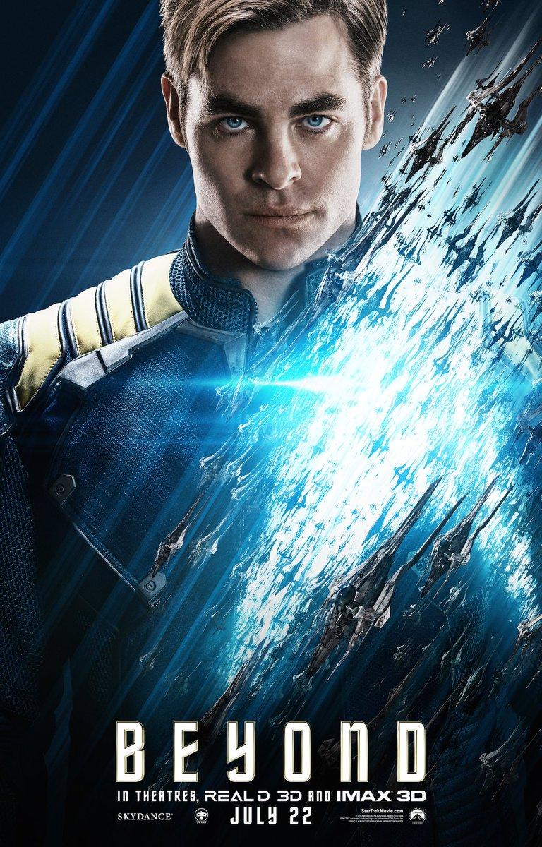 Star Trek Beyond Character Posters Revealed 2