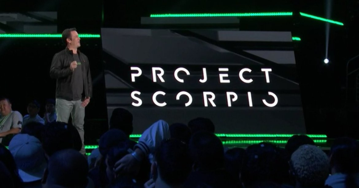 Microsoft's Project Scorpio will bring 4K game graphics and virtual reality to the Xbox One: