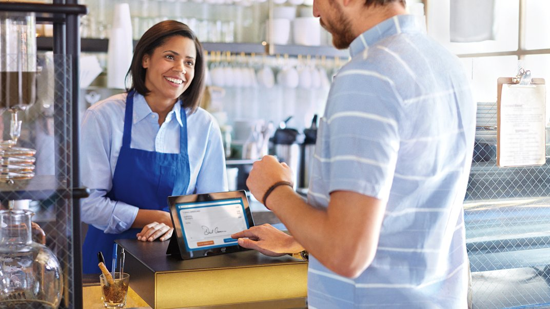 Catch a glimpse of #retail's top #IoT tech trends of 2016. Watch:  #IntelIoT