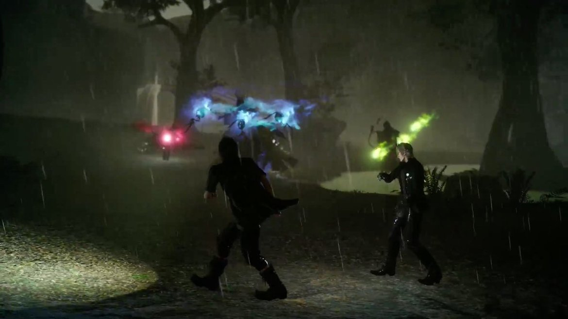Watch: The E3 trailer and VR experience for #FinalFantasy XV, with music by @afrojack!