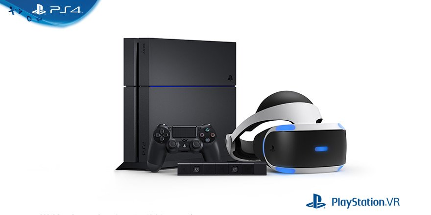 #Limited Day One Stock of #PlayStation #VR available  Don't Just Play. Live The Game.