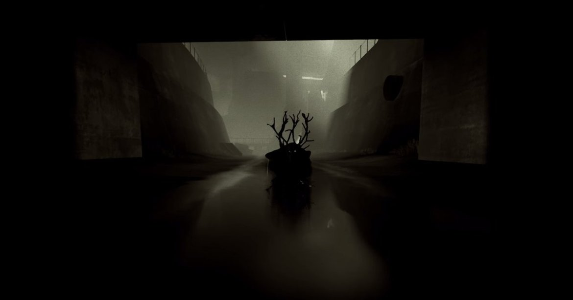'Here They Lie' is a psychological horror game for PlayStation #VR