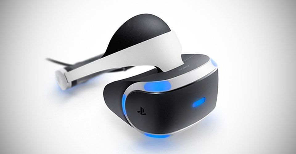 #PlayStationE3 VR headset makes debut, will be released in October.  #E32016 #gadgets #tech