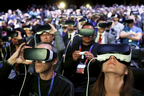 Speaker @MarySpio believes virtual reality could improve healthcare. Do you? Learn more: