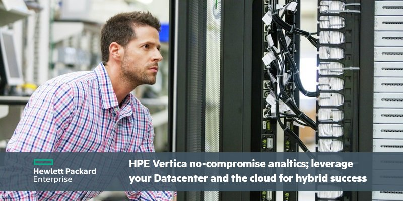 Learn to leverage your #datacenter and the cloud for hybrid success:  #BigData #HPEDiscover
