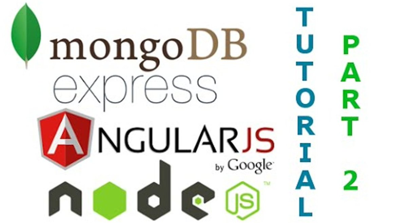 MEAN Stack RESTful API Tutorial (1/5) - Using MongoDB, Express... r1HcUpzV ☞   #nodejs