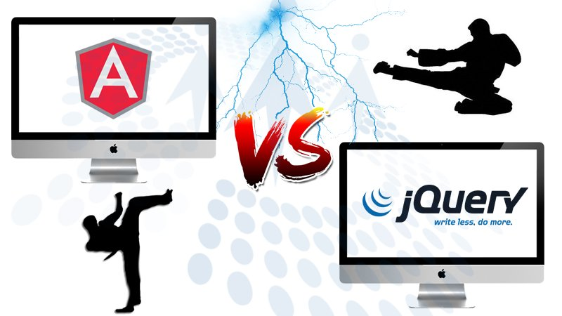 Video: #AngularJS vs #JQuery: Day 2 by @thinkaboutnitin cc @CsharpCorner  #CsharpCorner