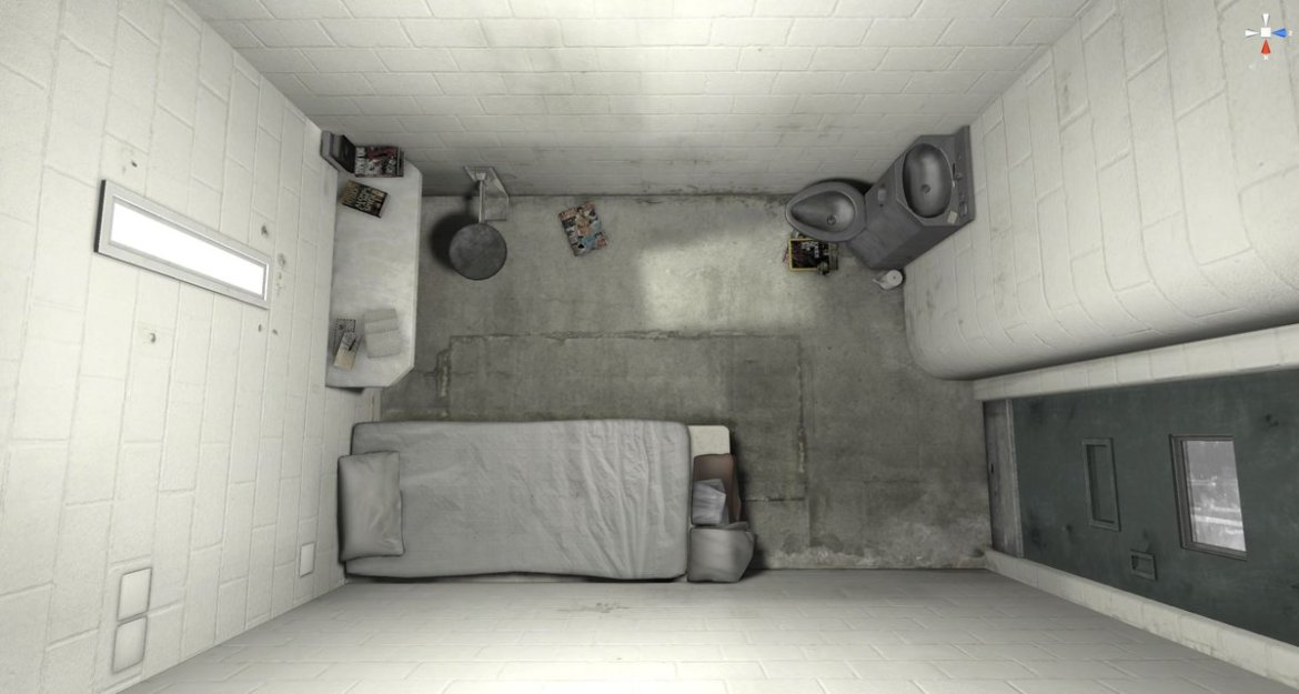 6X9 is a #VR installation that explores solitary confinement. Experience it free at #HRWFF: