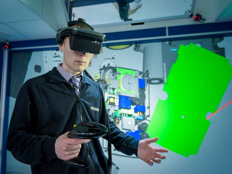 #VR has taken over how #Siemens UK functions using Virtalis: