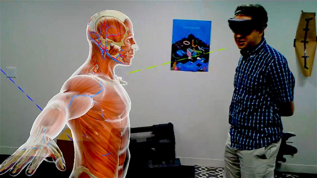 Sorry, Dr. Frankenstein: A HoloLens app may replace med school cadavers