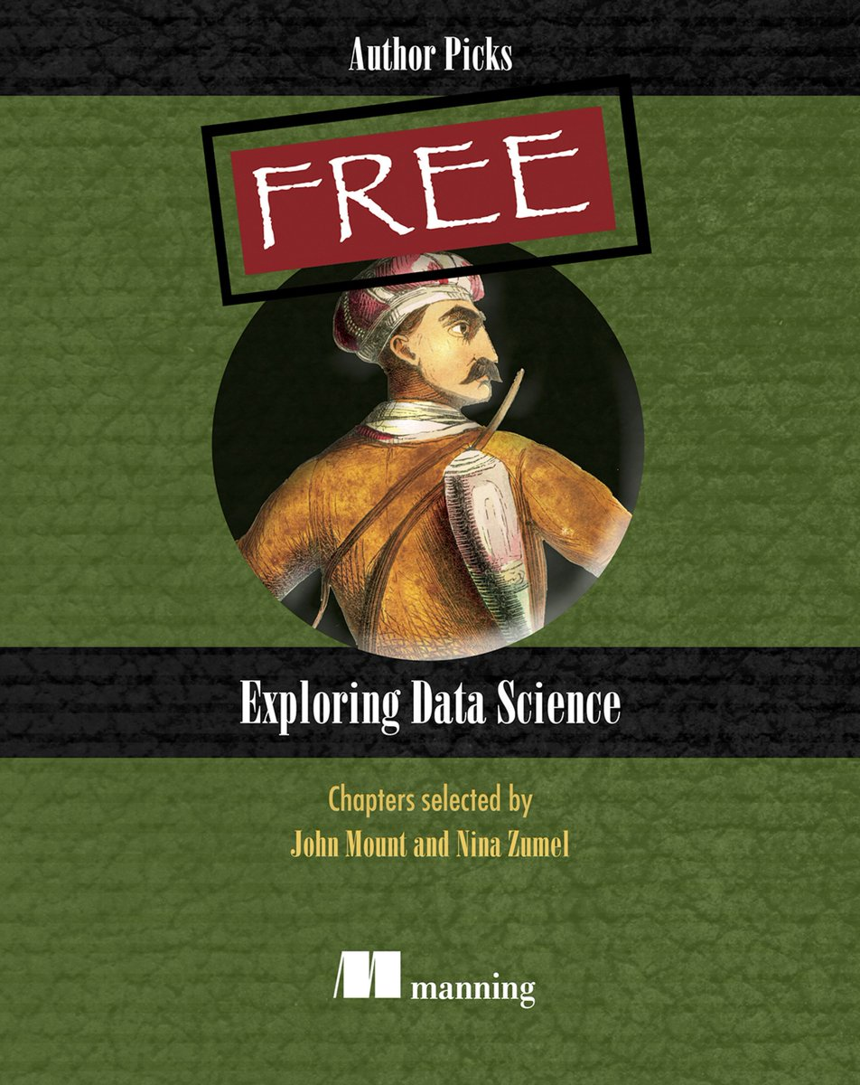 Please share: Nw free e-book: Exploring Data Science  #DataScience #BigData #MachineLearning