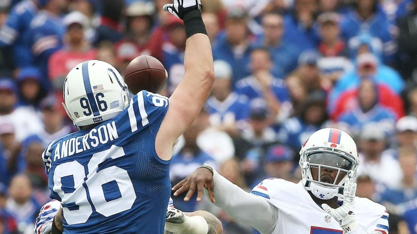 .@Colts DE Henry Anderson could miss start of the season after tearing his ACL in November