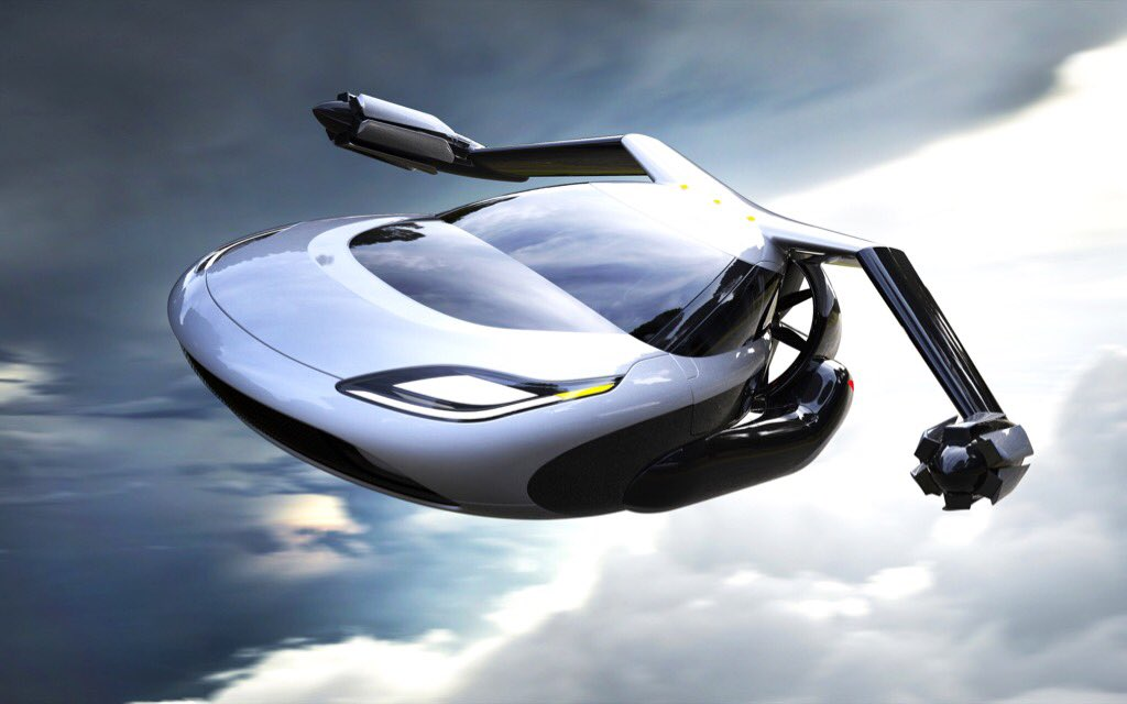Google Billionaire Larry Page Is Secretly Funding Flying-Car Startups  via @FortuneMagazine