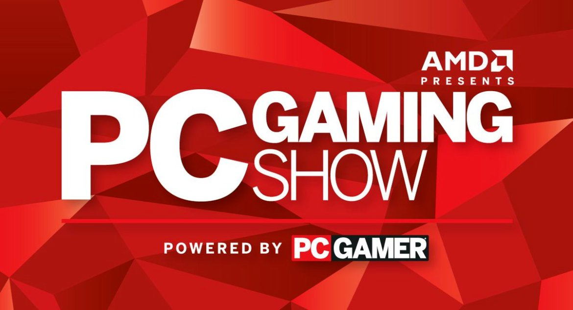Square Enix, Oculus, and more reasons to watch the PC Gaming Show on June 13.