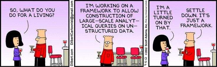 Dilbert's 20 funniest cartoons on #BigData:  #abdsc #Analytics #DataScience