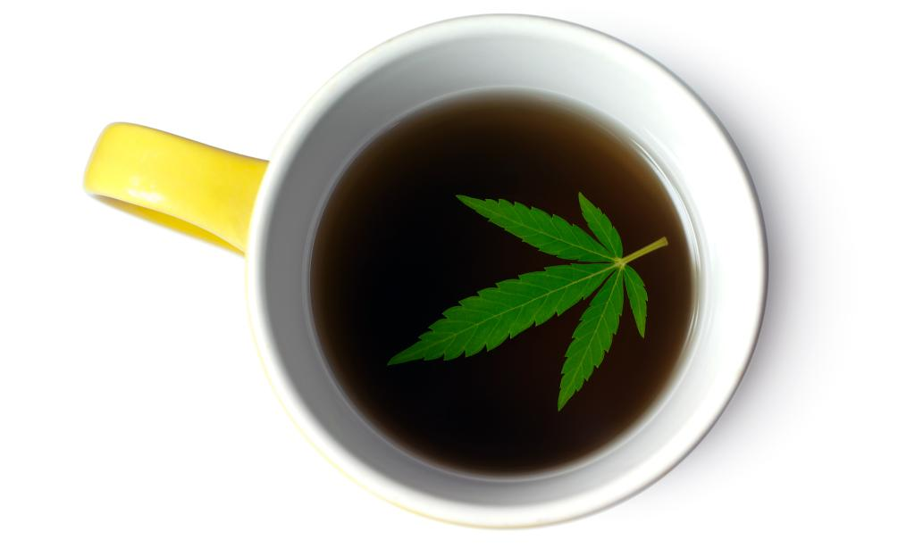 On #NationalIcedTeaDay, learn to pair your #tea with #cannabis.