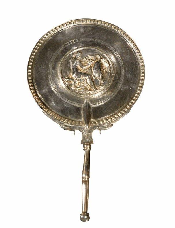 Resultado de imagen de Espejo de mano pompeya