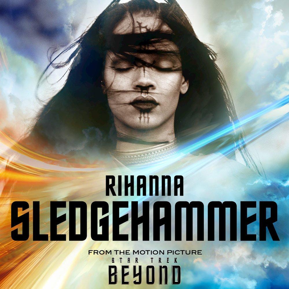 Rihanna - Sledgehammer Lyrics 1