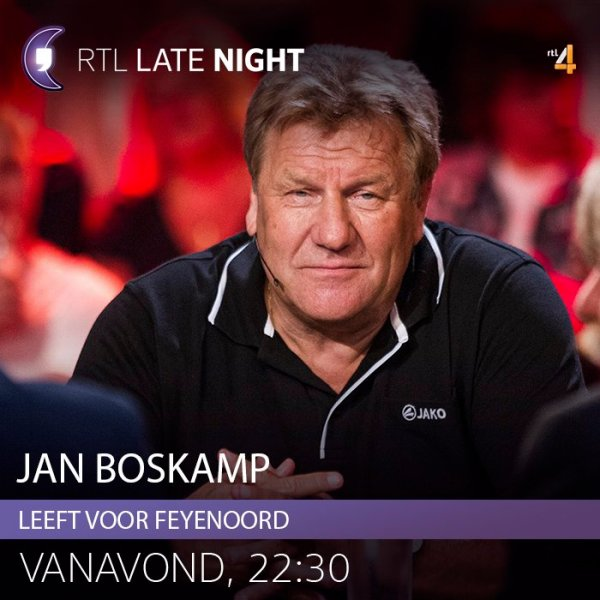 "RTL Late Night on Twitter: ""Jan Boskamp vertelt vanavond ..."