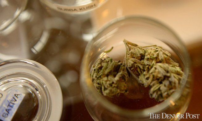 Colorado pot shops can now sell an ounce of weed to residents or non-residents alike: