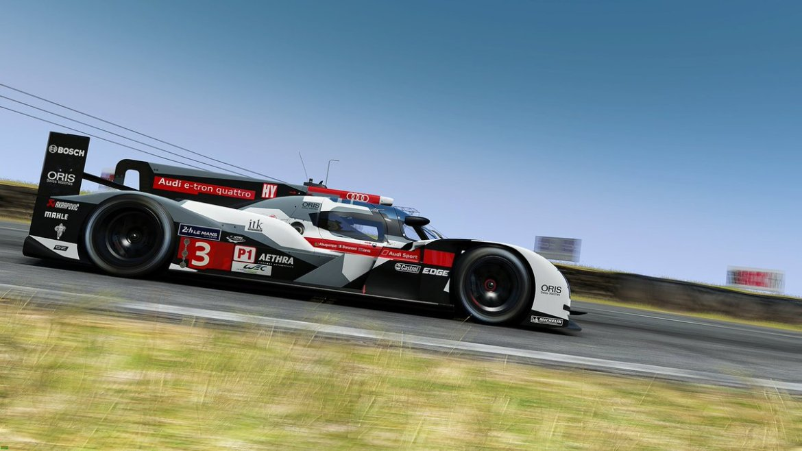 Virtual Reality comes to #LeMans24 this weekend with @audi, @CXCSimulations & Project CARS.