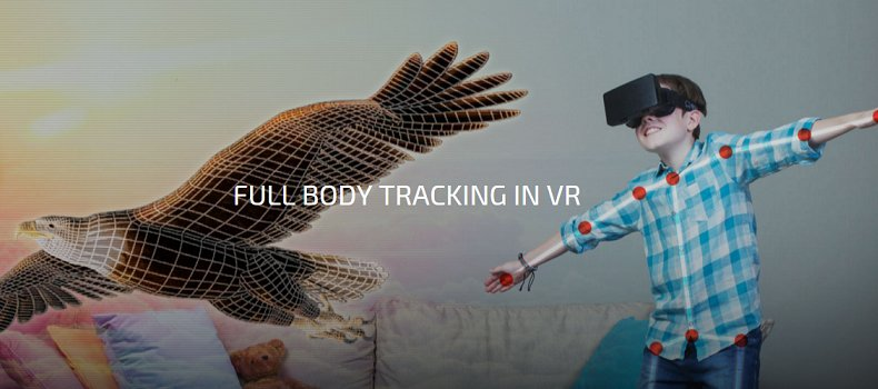 #VR Crowdfunding: @IndieGoGo success for full body motion control sensor @VicoVR -