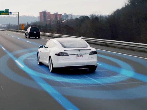 Tesla Reveals Its Crowdsourced Autopilot Data | #DataScience #BigData #RT