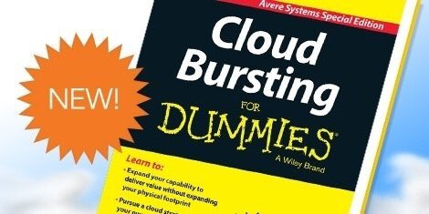 Cloud Bursting for Dummies by @AvereSystems is here!  #DataCenter #Storage #BigData #IoT #ML