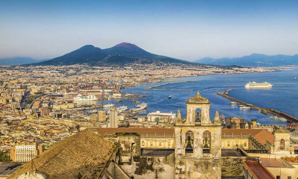Is #legalization coming to Naples, #Italy — home of mafia-controlled #cannabis?