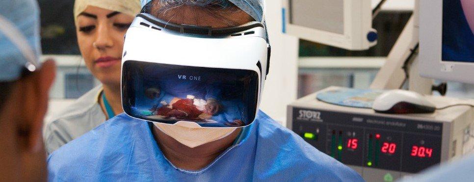 5 Ways Medical Virtual Reality Is Already Changing Healthcare  #digitalhealth #VR