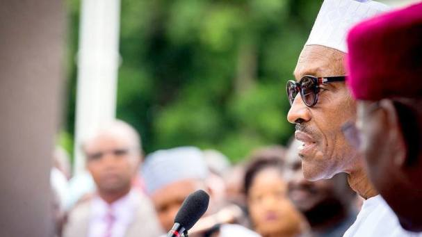 Behave or Go To Jail, Buhari Warns Nigerian Workers