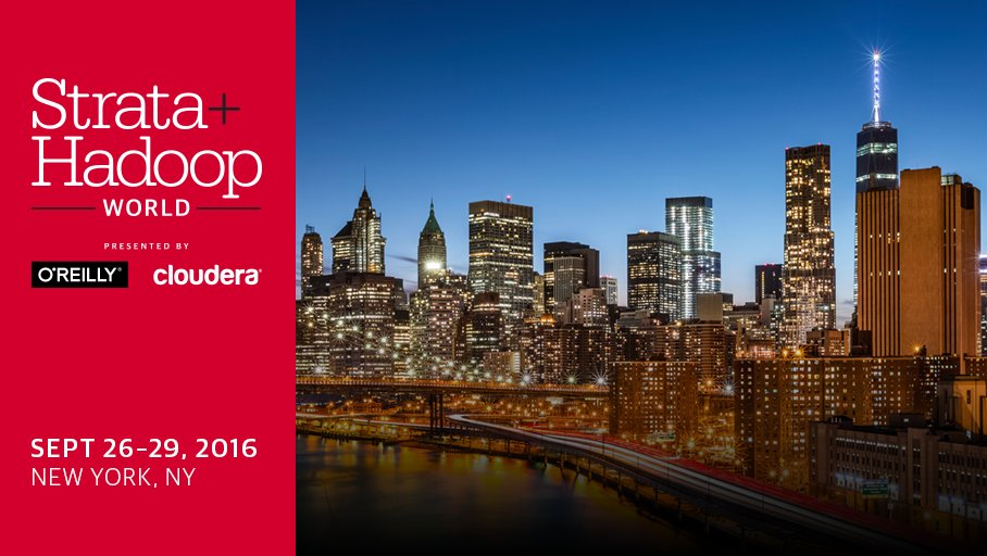 It's the final countdown - today is the last chance at Best Price for #StrataHadoop  #bigdata