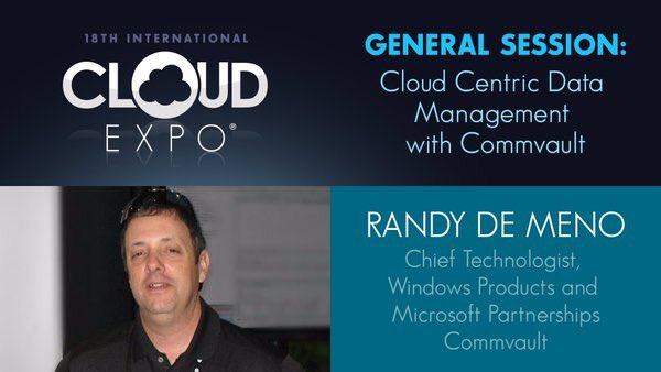 Who Knew Cloud Storage Was Cool? ▸  @Commvault @RDeMeno #DataCenter #Storage #IoT #BigData