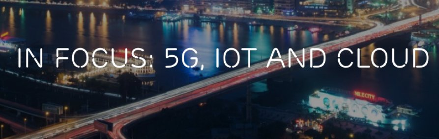 #5G, #cloud & #IoT: 3 tech topics you must know! Go here to stay ahead: