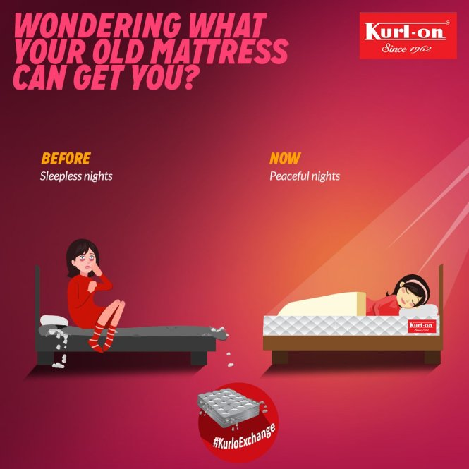 Kurlon Limited On Twitter Getting Rid Of Your Old Mattress Exchange It And Stand A Chance To Win Tanishq Gold Vouchers