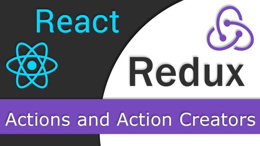 React JS / Redux Tutorial  - 9 - Actions and Action Creators  #angularjs #facebook -