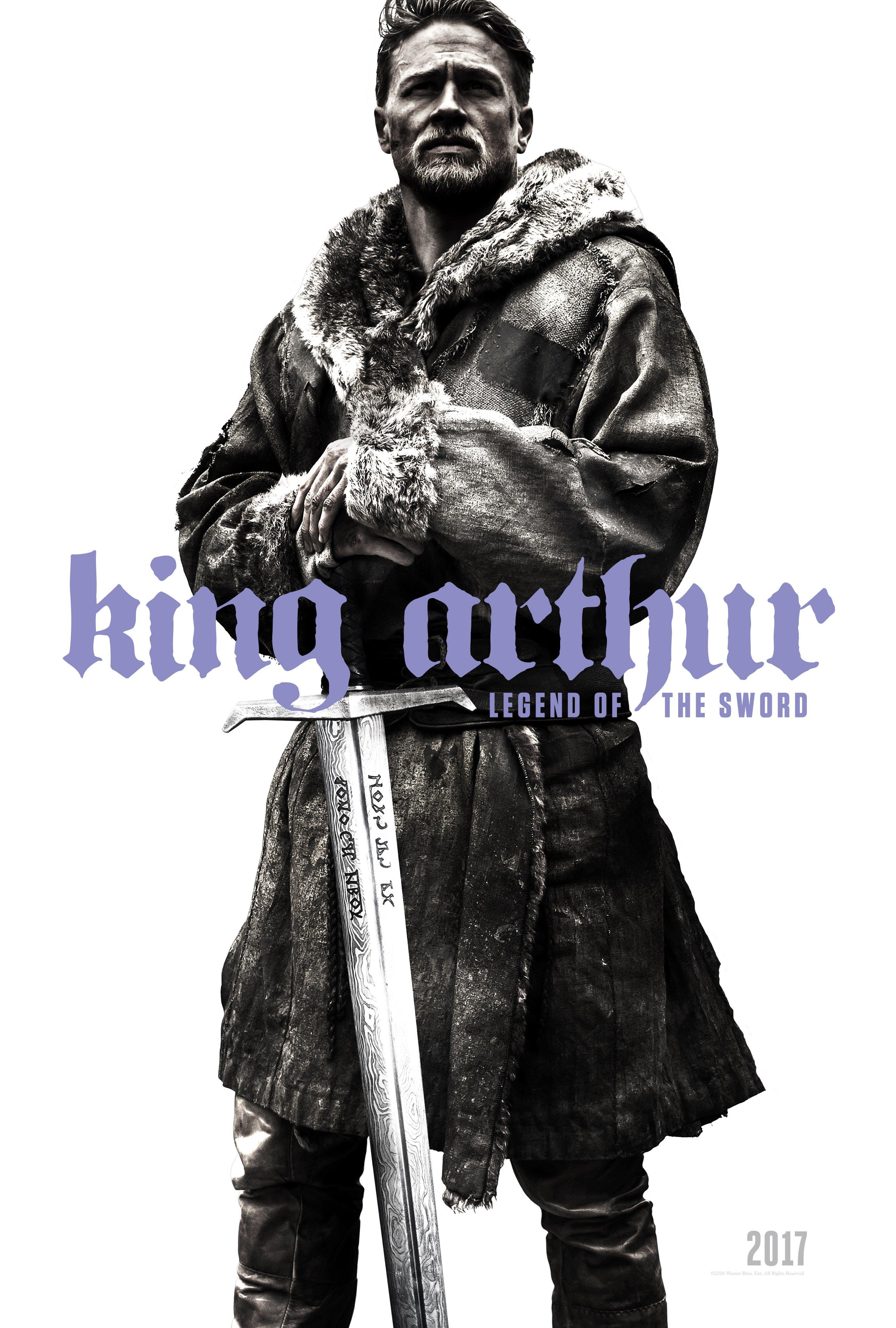 Poster do filme Rei Arthur: A Lenda da Espada