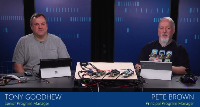 Get started w/ the vast world of #IoT & see how to make a huge #business impact.  #MSMVA