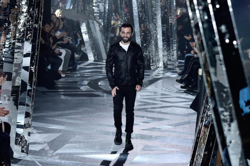 .@LouisVuitton denies Nicolas Ghesquière is leaving the brand: