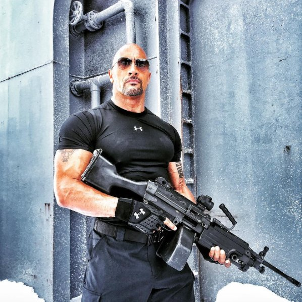 Dwayne Johnson's Hobbs Heads To Prison In A New Fast 8 Photo 2