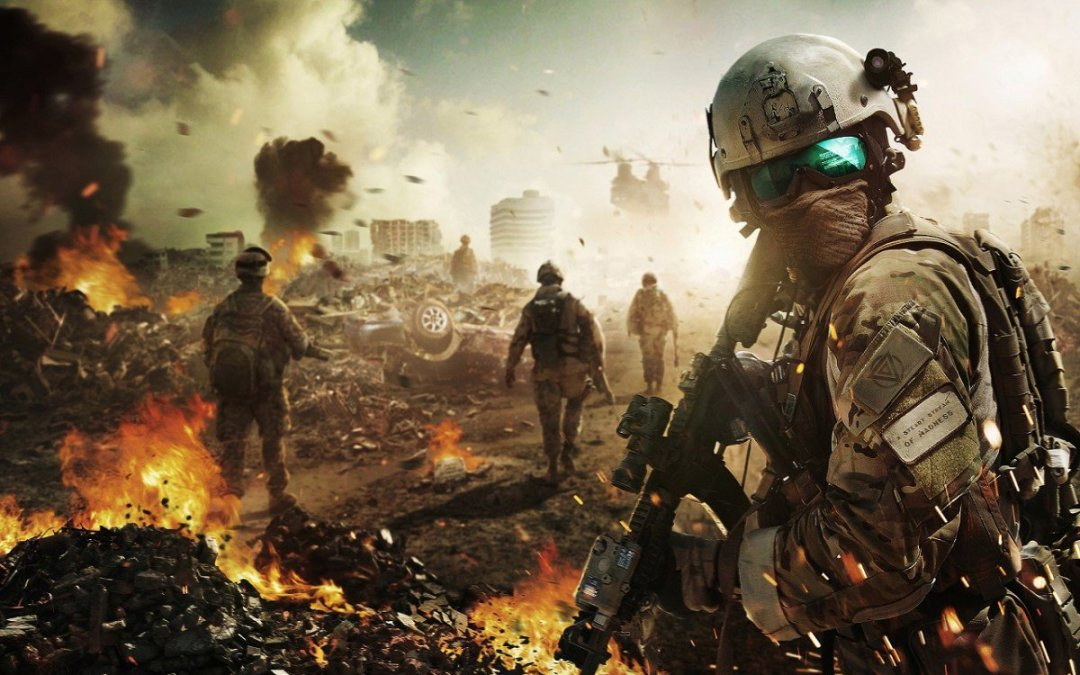 Battlefield TV Show In Development