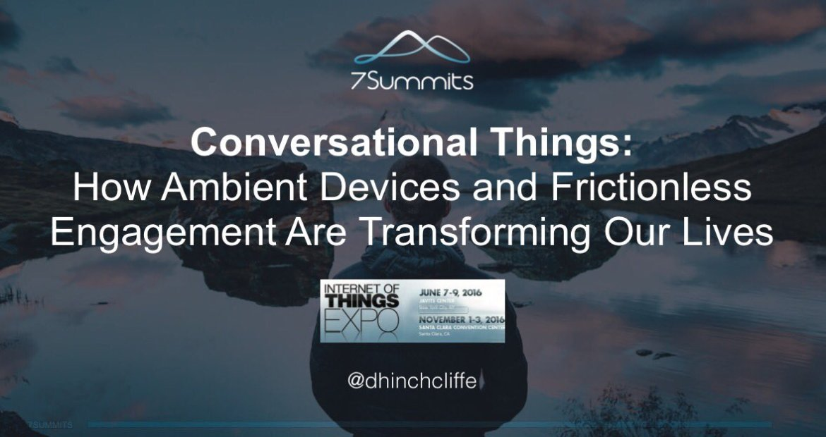 Download Slides of @DHinchcliffe Keynote  @CloudExpo #BigData #IoT #M2M #ML #InternetOfThings