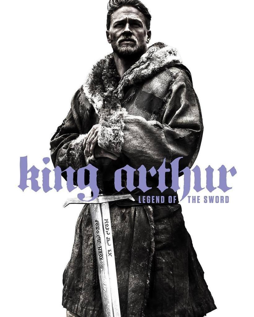 King Arthur: Legend of the Sword Trailer Revealed 1