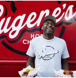 Image result for eugenes hot chicken