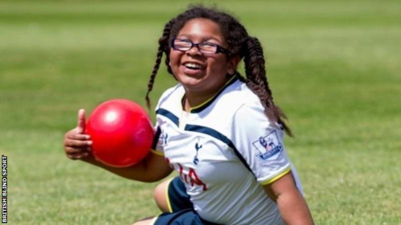 Free exercise packs for young visually impaired children in Scotland    #GetInspired