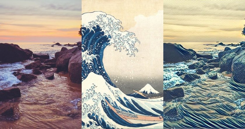 New App Gives Your Photos the Look of Famous Paintings  #DeepLearning