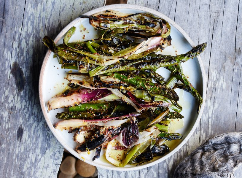 Grilled vegetable recipes that look almost too good to eat via @bonappetit